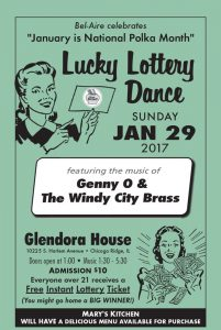 Lucky Lottery Dance 2017