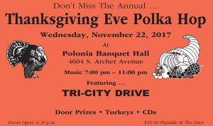 Thanksgiving Polka Hop 2017