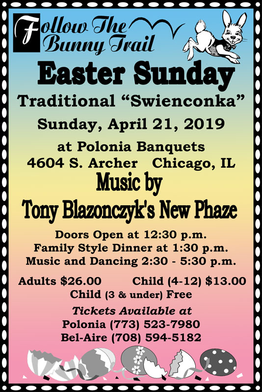 Polonia Easter 2019